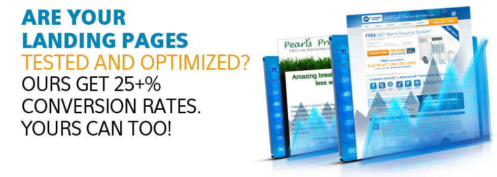 Are Your Landing Pages Optimized?