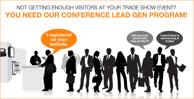 JSA Interactive - Conference Lead Generation Event Marketing