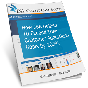 How JSA Helped TU Exceed Their Customer Acquisition Goals by 203%