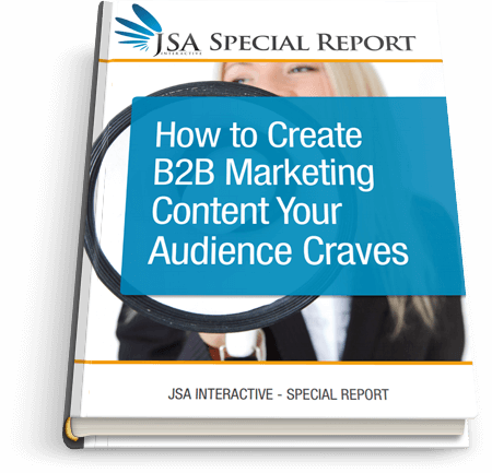 How To Create B2B Marketing Content Craves